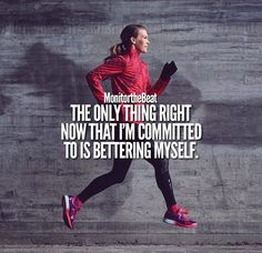 To a better you! Running Motivation, Fitness Motivation Quotes, Weight Loss Motivation, Fitness Goals, Health Fitness, Motivation Inspiration, Fitness Inspiration, Best Self, Getting Things Done