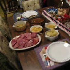 Sweet Slow Cooker Ham Allrecipes.com