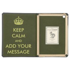 >>>The best place          	Make Your Own Keep Calm iPad Air Case           	Make Your Own Keep Calm iPad Air Case Yes I can say you are on right site we just collected best shopping store that haveHow to          	Make Your Own Keep Calm iPad Air Case Here a great deal...Cleck Hot Deals >>> http://www.zazzle.com/make_your_own_keep_calm_ipad_air_case-256499335998285730?rf=238627982471231924&zbar=1&tc=terrest