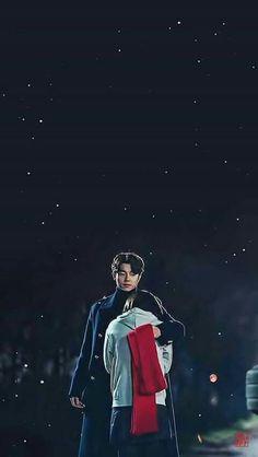 Goblin-Gong Yoo x Kim Go-eun_Korean Drama_id-Subtitle Korean Drama Quotes, Korean Drama Movies, Korean Actors, Korean Dramas, Goblin Lockscreen, My Shy Boss, Goblin The Lonely And Great God, Goblin Korean Drama, Goblin Art
