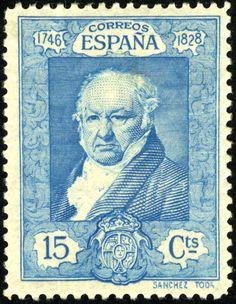 Goya Series - Spain - pintor
