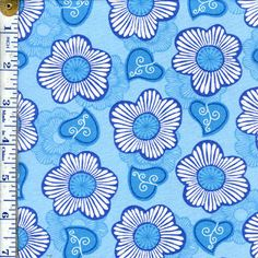 Sapphire By Clothworks Fabric Color: Robin Egg $4.98/y