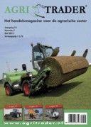 Agri Trader is hét magazine voor de agrarische sector in Nederland. Met aanbieders die hun actuele handelswaar te koop aanbieden. Maar ook veel nieuwe ontwikkelingen, achtergronden en het nieuws van dichtbij, interessante bedrijven en de mensen erachter.