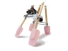 Build your own simple walker robot!