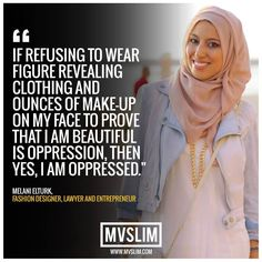 Sharing stories of Muslim women that are changing the world. Islamic Qoutes, Muslim Quotes, Islamic Inspirational Quotes, Hijab Quotes, Arabic Quotes, Islam Women, Islamic Quotes Wallpaper, Islamic Girl, Allah Love