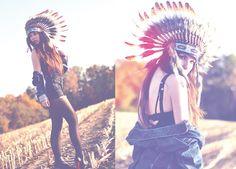Tribal #headdress
