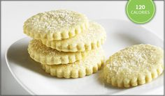 Sugar cookies made with Truvia instead of sugar. Might try this as the base for my fruit pizza.