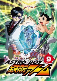 Astro Boy vs Rock