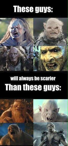 Yep the lord of the rings will always be better.