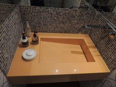 Residencia – Vila Gertrudes - Lavabo, lavatório de quartzo.