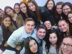 Skype with the Czech team on April 30 2015