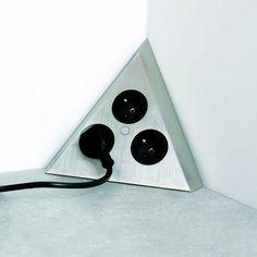 la cuisine par castorama bloc prise encastrable id es pour la maison pinterest cuisine. Black Bedroom Furniture Sets. Home Design Ideas