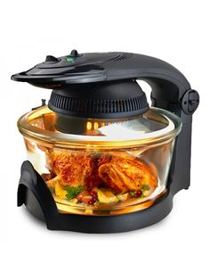 Haier Air Fryer Grill Oven - 60 Min Timer, 0 To Celsius Cooking, Glass Bowl Fish Recipes, Low Carb Recipes, Carolina Style Bbq Sauce, Pineapple Angel Food, Air Fryer Fish, Grilled Tilapia, Electric Deep Fryer, Grill Oven, Salmon Cakes