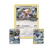 Nm-M Pokemon Forces of Nature GX Landorus Coin