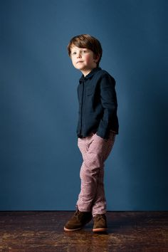 First look at Caramel Baby & Child's Autumn Winter  2014 collection