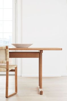 The Locus Bowl designed by Sofie Østerby is a modern design inspired by traditional stone carving techniques. A decorative bowl, elegantly proportioned and exceptionally crafted with grooves around the outer edge as a graphic expression of the stone carving process. #fredericiafurniture #locusbowl #sofieøsterby #complements #interiordesign #decorations #danishdesign #scandinaviandesign #modernorignals #craftedtolast Danish Design, Modern Design, Properties Of Materials, Bowl Designs, Stone Carving, Scandinavian Design, A Table, Dining Bench, Decorative Bowls