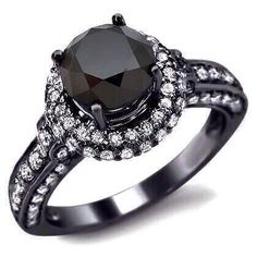 This ring though! I don't like halos but for this I might be able to make an exception!