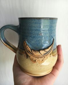 You know you need one of these in your life, better go grab one now  PITCHPINEPOTTERY.ETSY.COM