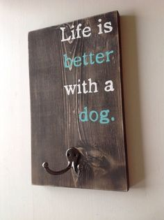 18 Practical DIY Projects For Dog Lovers  http://www.lifebuzz.com/dog-diy/