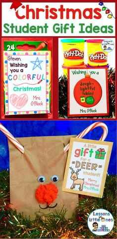 Christmas gift ideas for students that are inexpensive and memorable! Find 15 ideas for Christmas student gifts that you can use for years to come.