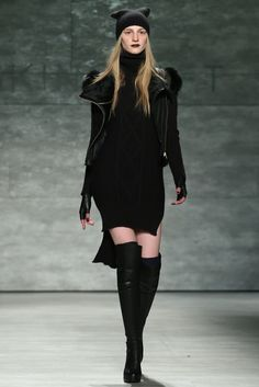 Skingraft RTW Fall 2014 - Slideshow - Runway, Fashion Week, Fashion Shows, Reviews and Fashion Images - WWD.com