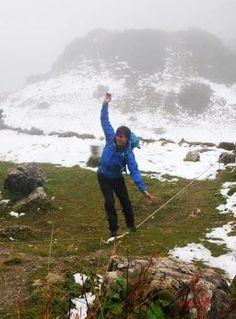 . Las carreras de montaña, tal como las entendemos en nuestro equipo, son ante todo montaña. De ahí que hayamos disfrutado enormemente estos últimos días en el Dachstein austríaco bajo las primeras...