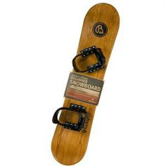 http://snowsleds.net/HeirloomCollectionYouthWoodenSnowboard.aspx