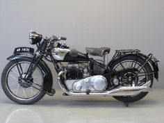 1931 Ariel 4F square four 500cc