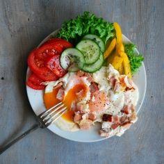 South beach diet breakfast (in Polish)