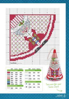 3D Mermaid Lighthouse Needlepoint Canvas