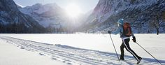 Vom einfachen Skifahren über Trendsportarten wie Snow-Tubing bis hin zum traditionellen Skilanglauf: Testen Sie Ihr Wissen über Wintersport in ...
