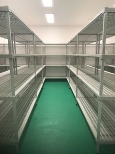 Store Room Shelving-Easy to Clean-Easy to Find-Compliant Room Shelves, Metal Fabrication, Shelving, Perfect Fit, Store, Easy, Food, Shelves, Storage