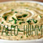 paleo recipe Hummus houmous chickpeas zucchini