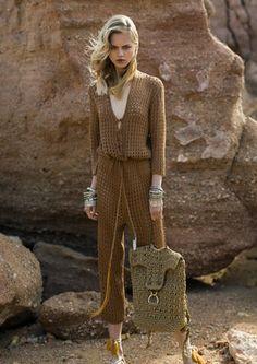 Crochet Pants, Knit Crochet, Chambray Jumpsuit, Summer Knitting, Ao Dai, Beautiful Crochet, Knitwear, High Fashion, My Style