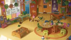 Toy Story 3- Concept Art