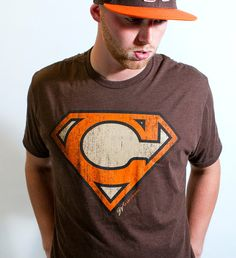 Cleveland-Superman Browns Edition