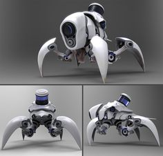 ArtStation - Probe-bot, Niles Doubleday