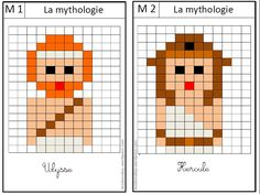 MarIl y a peu de temps, je vous ai présenté une activité que mes élèves avaient adoré : le pixel art. Alors que j'ai du temps libre grâce aux vacances mais également dû au fait que je ne sach…