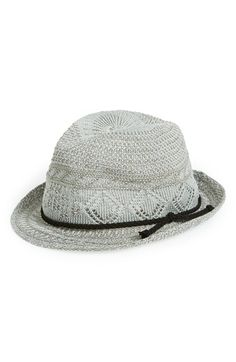 BP. Chevron Knit Fedora available at #Nordstrom