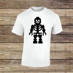 Lego Skeleton Shirt
