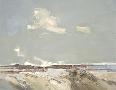 Most of John's paintings are a personal expression of his love for the rural and coastal landscapes of North Norfolk.