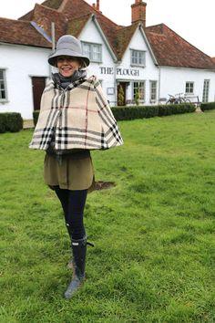 What They're Wearing: Julie Montagu's Shooting Weekend | Ladies of London Photos