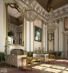 Imperial sitting room