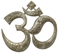 OM metal wall art decor In Stock, Reduced price Zen Space, Metal Wall Art Decor, Art Studios, Garden Art, Temple, Om, Healing, Symbols, Inspiration
