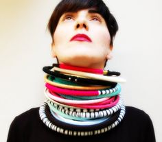 Tribal African Neck Rings Chokers African Traditional