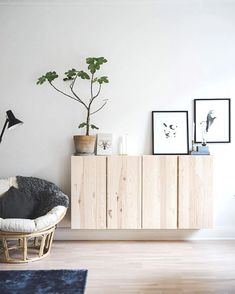 Ikea Furniture Hacks, Furniture Makeover, Home Furniture, Furniture Design, Ikea Interior, Interior Design, Ikea Ivar Cabinet, Ikea Bookcase, Ikea Units