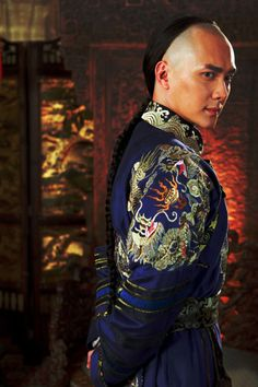 Handsome Chinese actore William Feng Shaofeng picture (100)