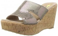09af7708c53 Volatile Women s Mars Wedge Sandal. Bling!