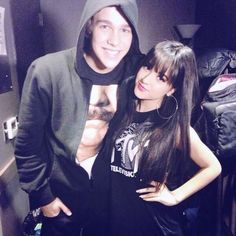 Becky G And Austin Mahone