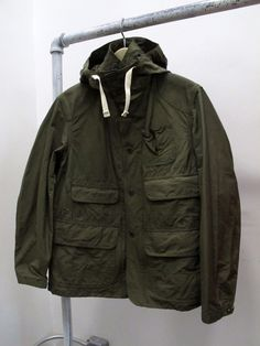 willhuntgoods: Engineered Garments Field Jacket